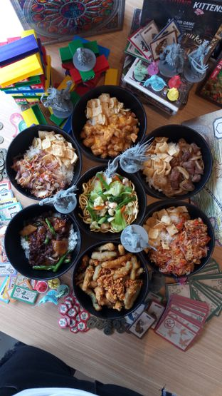 Foto 1 - Makanan di Nakama Cafe And Board Game oleh Chris Chan