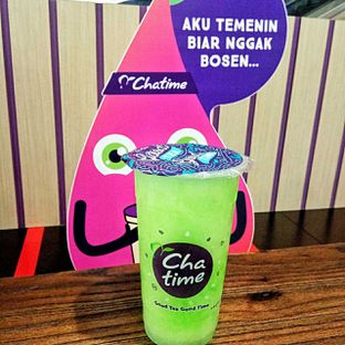 Foto review Chatime oleh duocicip  1