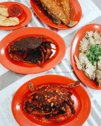 Foto Makanan di Warung Ngesot