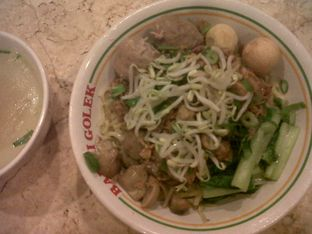 Foto 3 - Makanan di Bakmi Golek oleh Review Dika & Opik (@go2dika)
