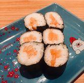 Foto Salmon Roll di Ichiban Sushi