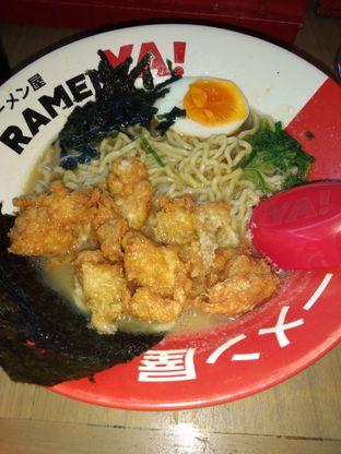 Foto 1 - Makanan di RamenYA oleh Rosalina Rosalina