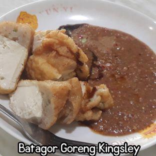 Foto 1 - Makanan di Batagor & Siomay Kingsley oleh Johana fe