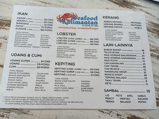 Foto review Seafood Kalimantan oleh Julia Intan Putri 7