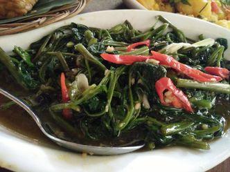 Foto Makanan di Leuit Ageung