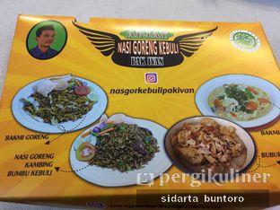 Foto 1 - Makanan di Nasi Goreng Kebuli Apjay Pak Ivan oleh Sidarta Buntoro