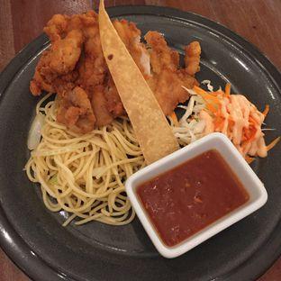 Foto 1 - Makanan(Hot Spicy Crispy Chicken) di Giggle Box oleh @kulineran_aja