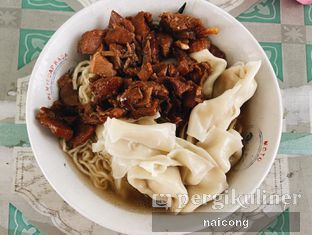 Foto review Mie Ayam Mas No oleh Icong  2