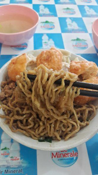 Foto Makanan di Bakmi Bangka Awat
