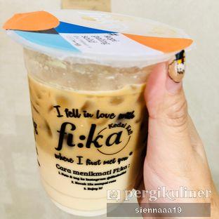 Foto 1 - Makanan(yogurt iced coffee) di Fi:ka Kedai Kafi oleh Sienna Paramitha