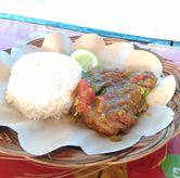 Foto di Ayam Penyet Saung Eyang