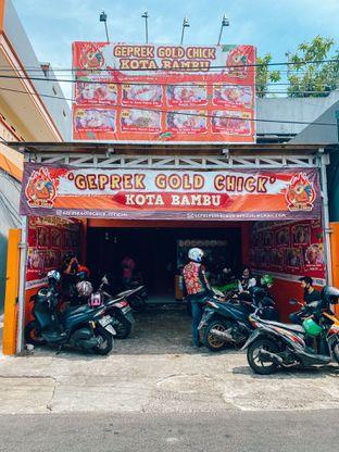 Foto 8 - Eksterior di Geprek Gold Chick oleh Riani Rin