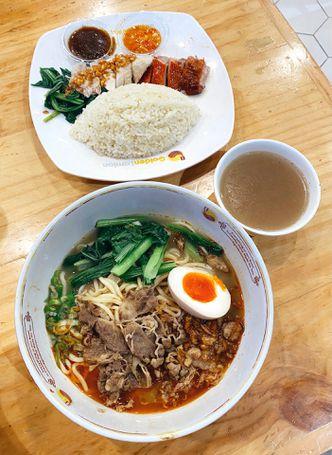 Foto Makanan di Golden Lamian
