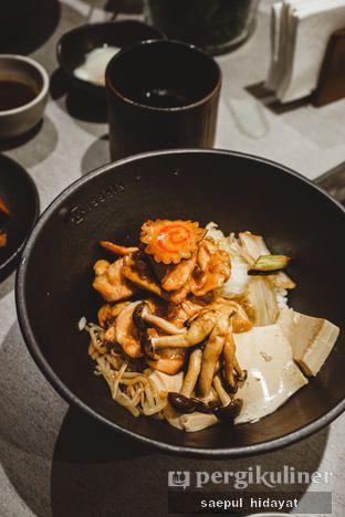 Foto 5 - Makanan(Sukiyaki Don Chicken) di Isshin oleh Saepul Hidayat