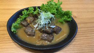 Foto 1 - Makanan(Saikoro Steak (Beef with butter Sauce)) di Sushi Sen oleh Ardelia I. Gunawan