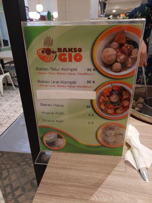 Foto review Bakso Gio oleh Stefy Tan 2