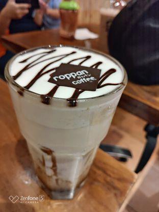 Foto 1 - Makanan(Hazelnut latte) di Roppan oleh Gabriel Yudha | IG:gabrielyudha