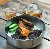 Foto Ayam paru lengket di Dianti Daily Rice Bar