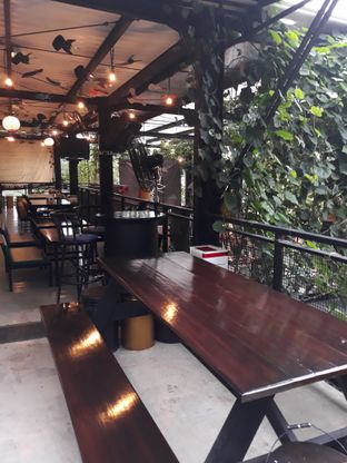 Foto 2 - Interior di Kitiran Resto & Cafe oleh Mouthgasm.jkt