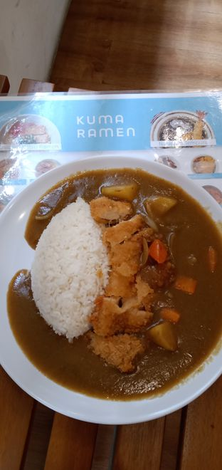 Foto 2 - Makanan di Kuma Ramen oleh Henie Herliani