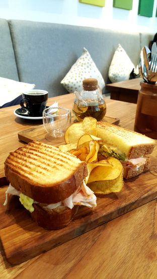 Foto 3 - Makanan di Lewis & Carroll Tea oleh Naomi Suryabudhi
