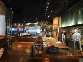 Foto C's Steak and Seafood Restaurant - Grand Hyatt