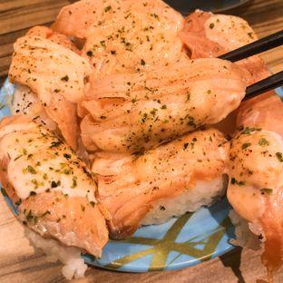Foto review Sushi Mentai oleh Han Hanzo 1