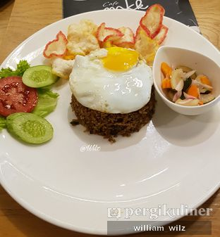 Foto 5 - Makanan di Cafe MKK oleh William Wilz
