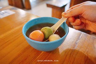 Foto review Wedang Ronde Burangrang oleh @kulineran_aja  1