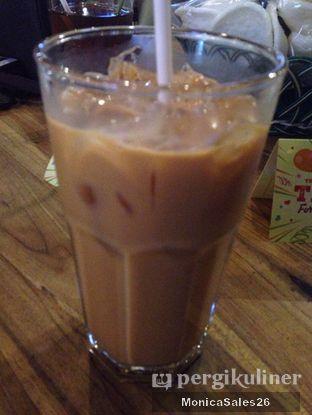 Foto 3 - Makanan(thai tea) di Thai Alley oleh Monica Sales
