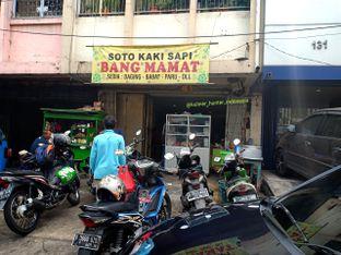 Foto 5 - Eksterior di Soto Kaki Sapi Bang Mamat oleh Kuliner Hunter Indonesia