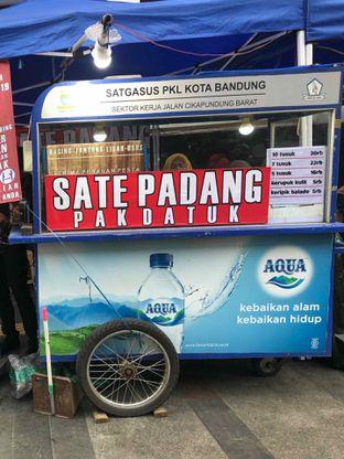 Foto 3 - Eksterior di Sate Padang Pak Datuk oleh Fadhlur Rohman