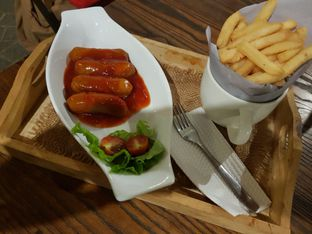Foto 2 - Makanan di Cozy Cube Coffee oleh Widya WeDe