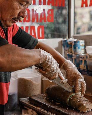 Foto 1 - Makanan di Martabak Bangka David oleh deasy foodie
