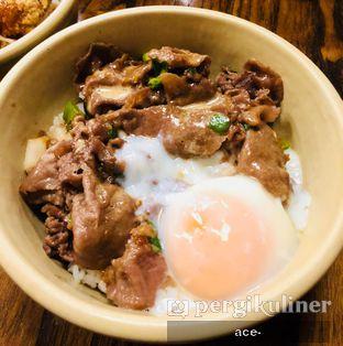 Foto 2 - Makanan(Ontama Gyu Don) di Donburi Ichiya oleh Andrew X Hubert