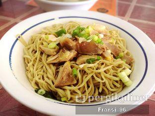 Foto 1 - Makanan di Bakmi AFU oleh Fransiscus