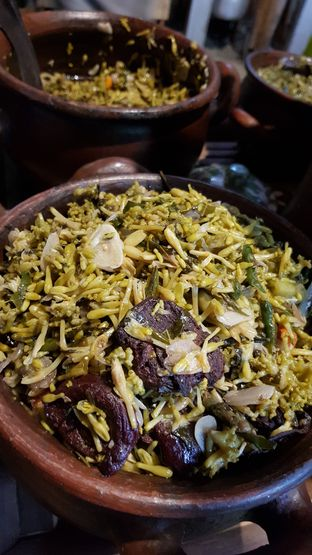 Foto 7 - Makanan(Tumis Bunga Pepaya) di Warung Tuman oleh Avien Aryanti