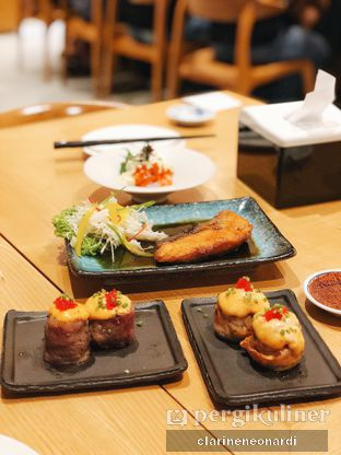 Foto - Makanan di Nama Sushi by Sushi Masa oleh Clarine  Neonardi | @clayfoodjourney