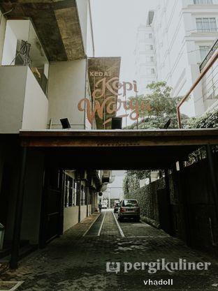 Foto 9 - Interior di Kopi Warga oleh Syifa