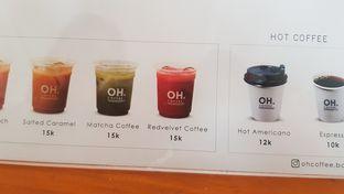 Foto 6 - Menu di OH Coffee oleh Widya WeDe ||My Youtube: widya wede