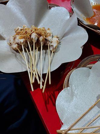 Foto Makanan di Sate Taichan Bengawan