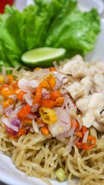 Foto Makanan di Bakmi Naga