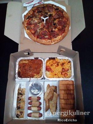 Foto 1 - Makanan di Pizza Hut oleh Rico Ericho