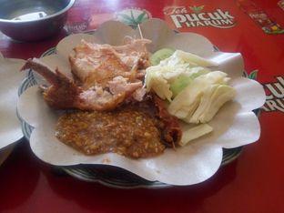 Foto 3 - Makanan di Ayam Gepuk Pak Gembus oleh Kuliner Keliling
