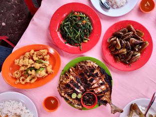 Foto 1 - Makanan di Seafood Kalimati 94 Mulyono oleh Kevin Leonardi @makancengli