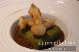 Foto 2 - Makanan(Crisp Fried edamame tofu) di Taste Paradise oleh UrsAndNic