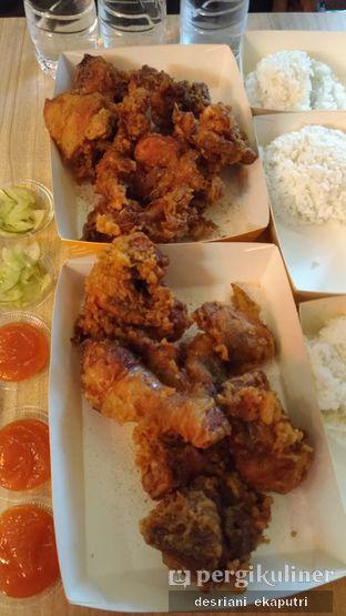 Foto 3 - Makanan di Fried Chicken Master oleh Desriani Ekaputri (@rian_ry)