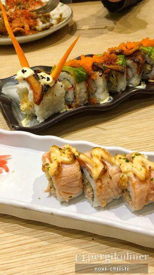 Foto review Sushi Tei oleh Novi Christi 1