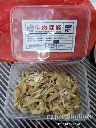 Foto review Kwetiaw Sapi Mangga Besar 78 oleh Mich Love Eat 2
