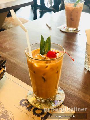 Foto 5 - Makanan(CHAI THAI ICED MILK TEA) di Gioi Asian Bistro & Lounge oleh Sienna Paramitha